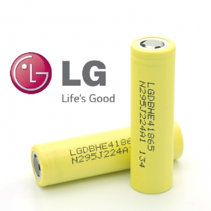 Battery 18650 LG - http://www.shishadientu.net/