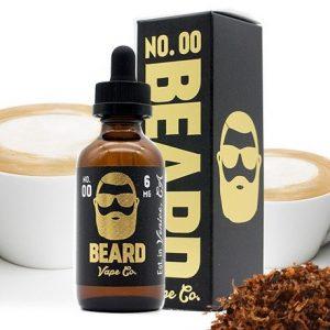 tinh dầu vape cà phê BEARD 00
