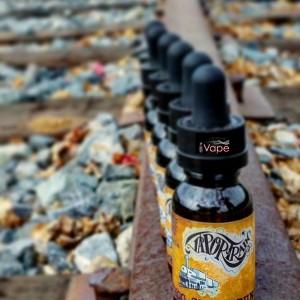 tinh dầu vape Choo Choo Crunch - www.shishadientu.net