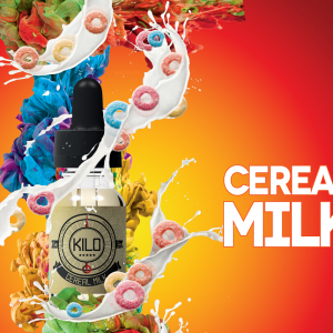 tinh dầu vape juice cereal milk kilo - http://www.shishadientu.net/