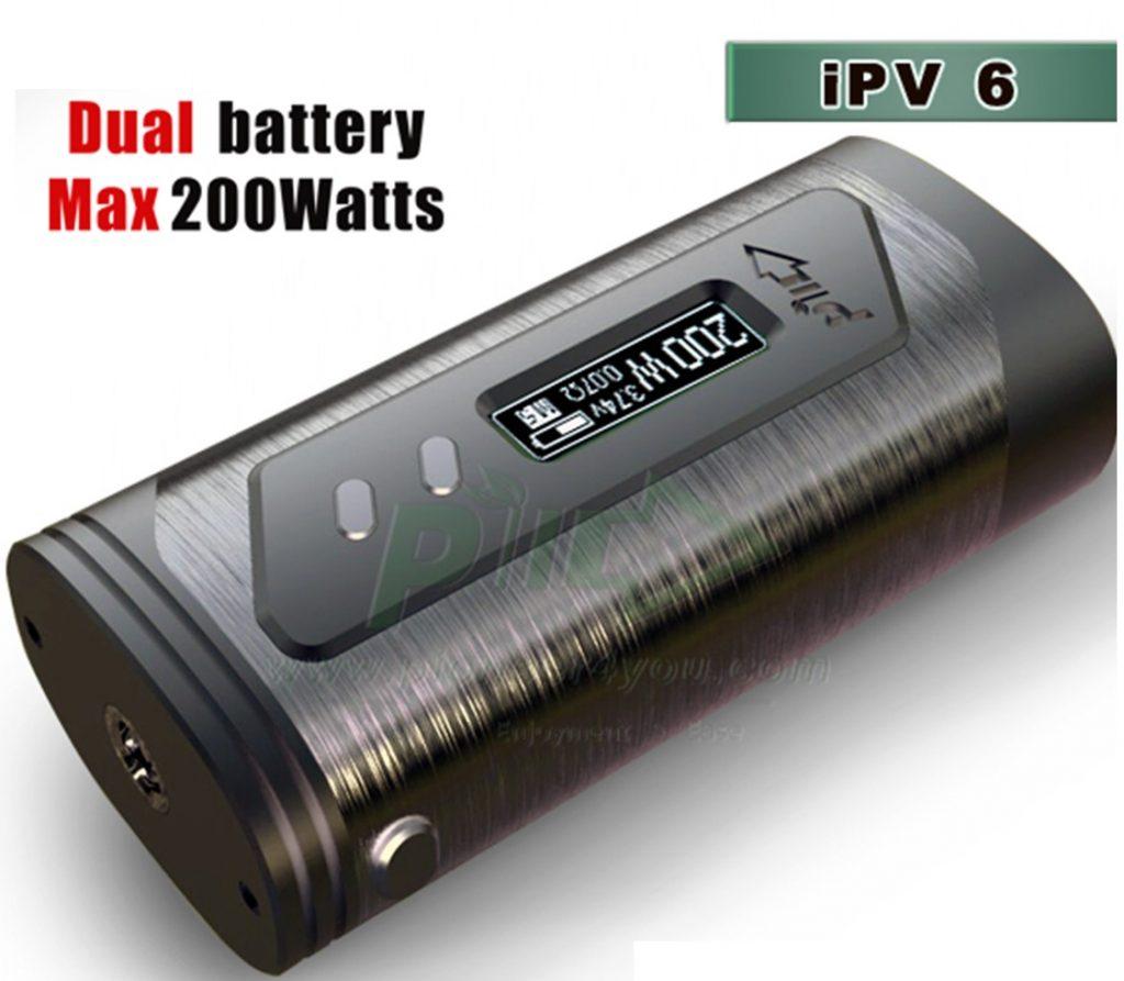 vape là gì IPV6 Mod vape Pioneer4you chính hãng - http://www.shishadientu.net/