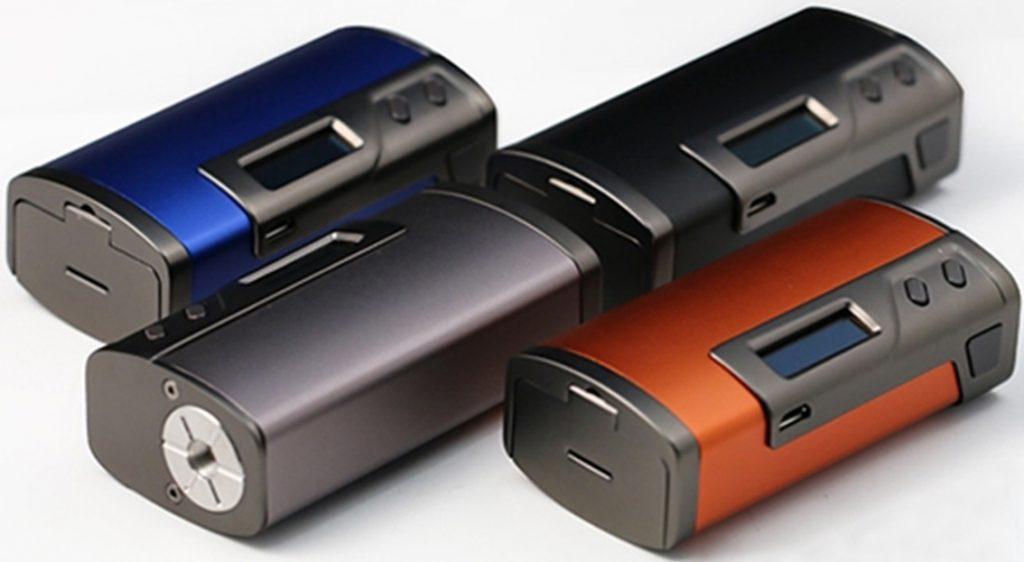 vape là gì Sigelei Fuchai 213W vape mod giá chính hãng - http://www.shishadientu.net/