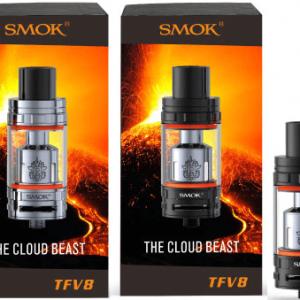 Smok TFV8 Cloud Beast Tank Vape chính hãng http://www.shishadientu.net/