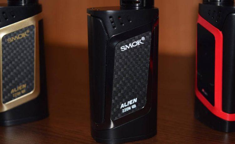 smok alien 220w carbon