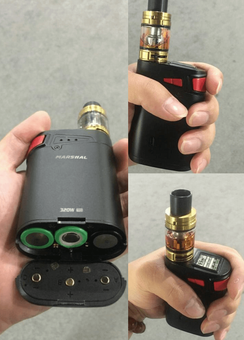 Image result for smok 320 marshal