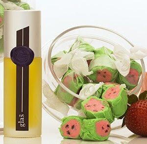 Chewing Gum Strawberry Mix Juice Vape Kẹo Sigum Dâu Dưa Hấu