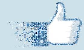 logo facebook liên hệ mua hàng