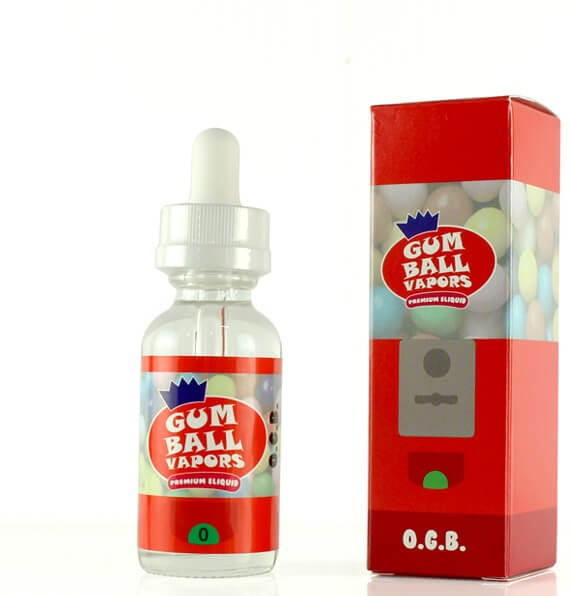 GUMBALL VAPORS ORIGINAL GUM BALL 30ML