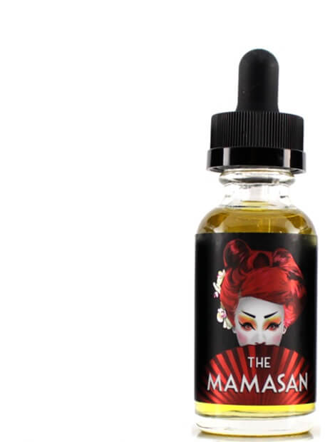 THE MAMASAN E-LIQUID BRUCE LYCHEE 30ML
