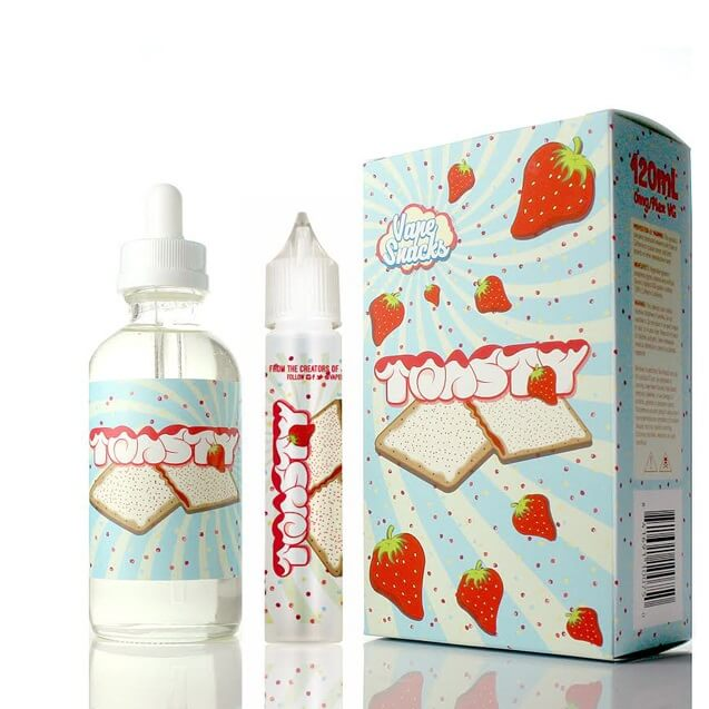 VAPE SNACKS TOASTY 120ML