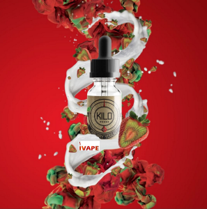 Kiberry Yogurt Juice Vape