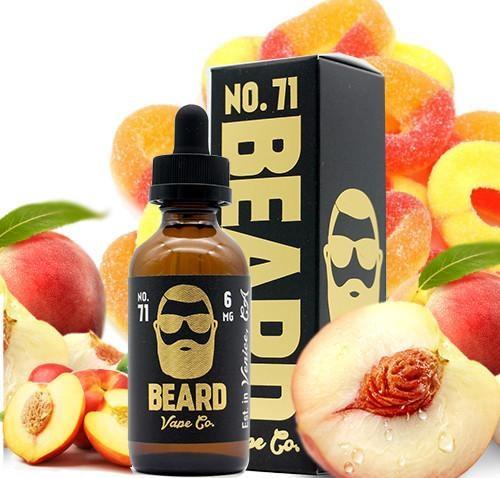 tinh dầu BEARD vape 71