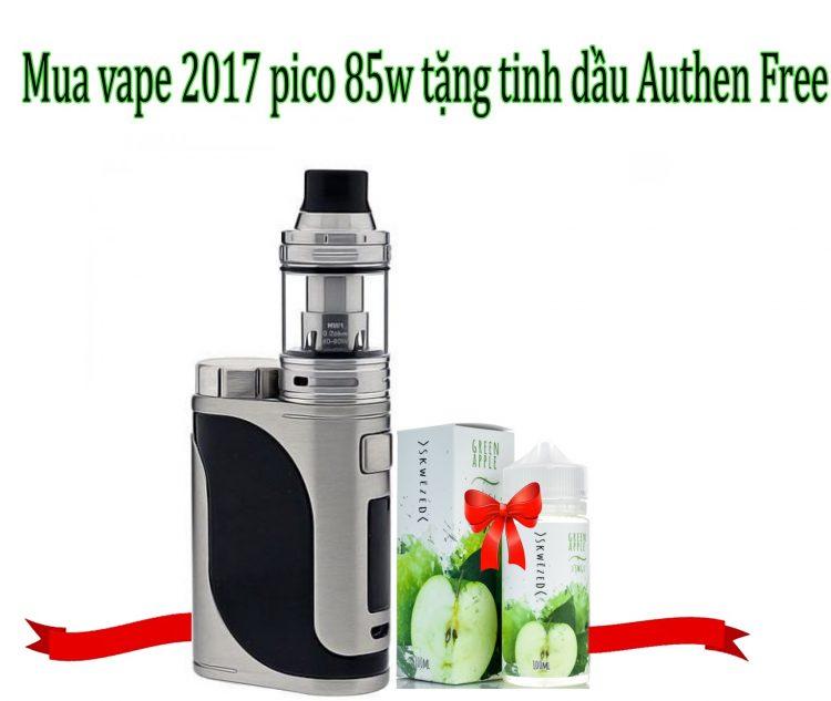 thuốc lá điện tử pico