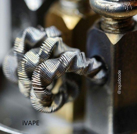 clapton coil build