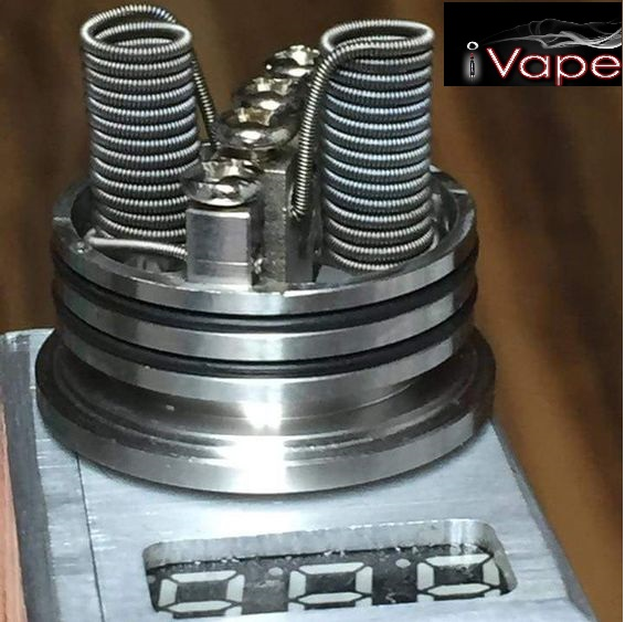 clean build coil strong