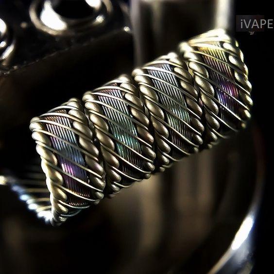 vape clapton coil