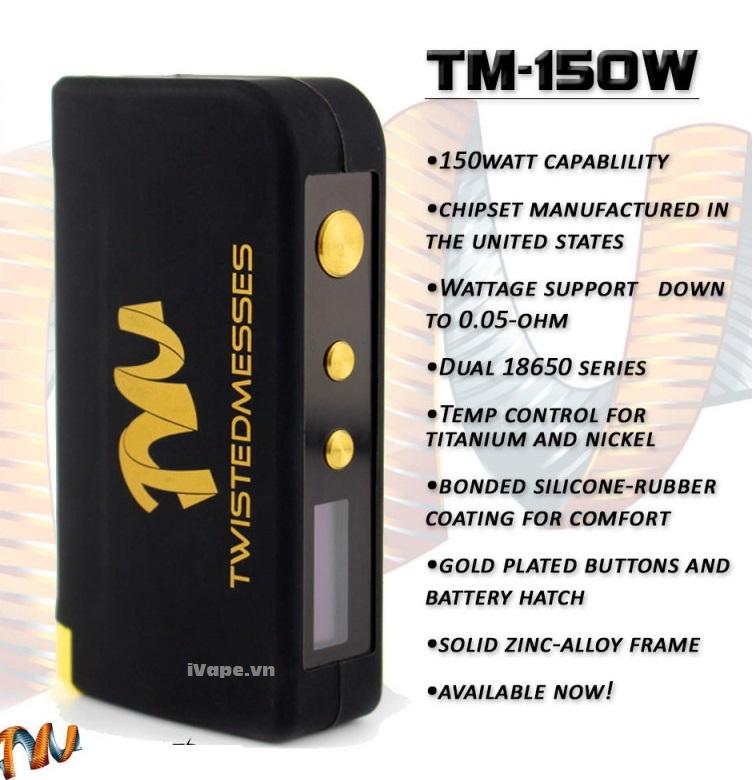 TM Box Mod