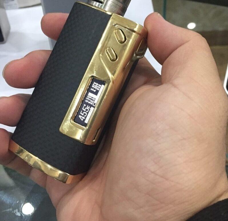thuốc lá điện tử sigelei 213w
