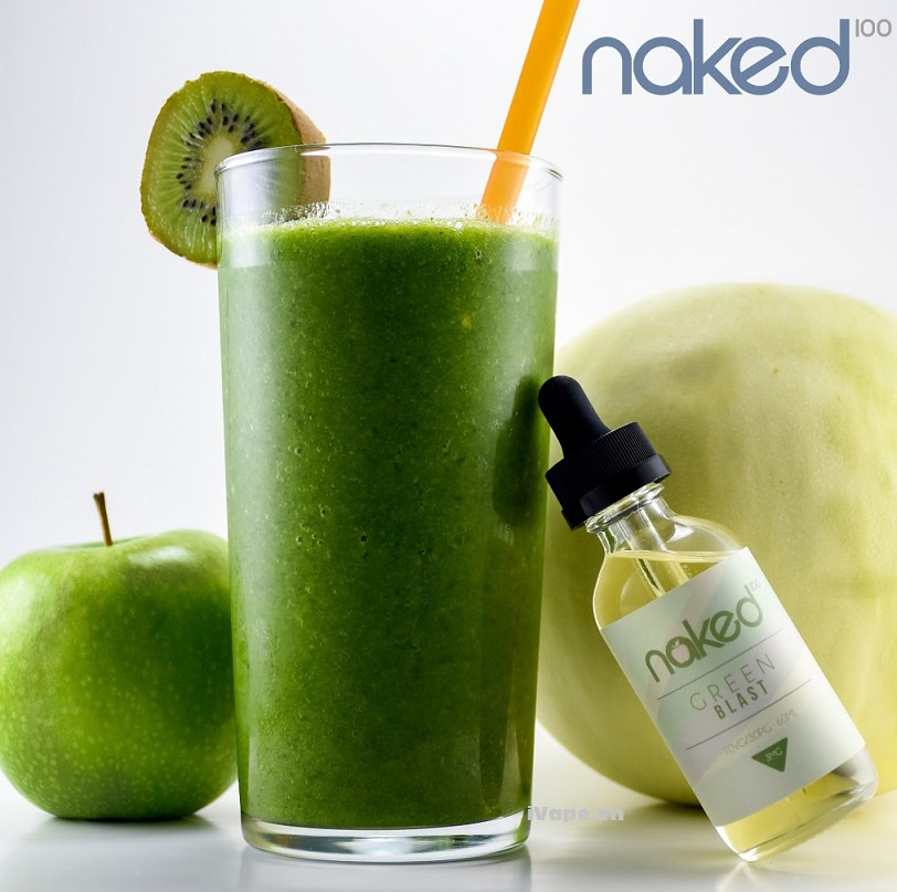 Naked Green Blast - https://www.shishadientu.net/