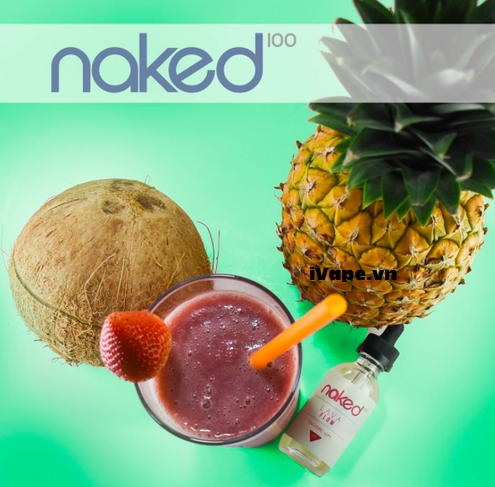 Naked e Juice 60ml Lava Flow - https://www.shishadientu.net/