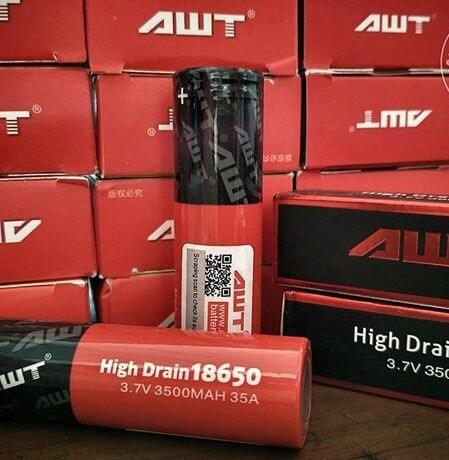 battery awt 50a 18650