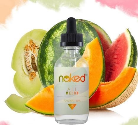 All Melon naked 100 eiquid