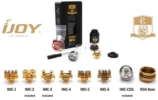ijoy combo limitles