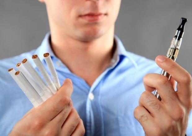 từ bỏ hút thuốc lá xấu