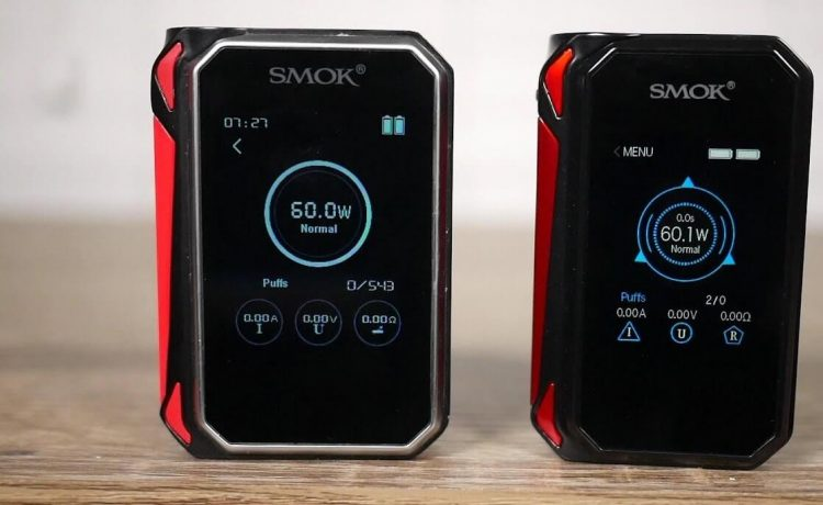 SMOK G PRIV 2 cảm ứng