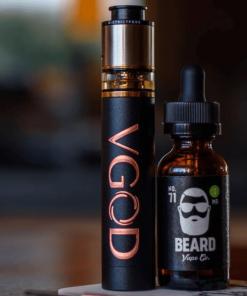 beard kẹo đào