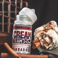 cream team cinnaroll