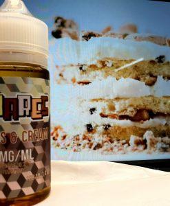 Milk Cookies Juice Vape Bánh Quy Socola 100ml Mỹ Rounds