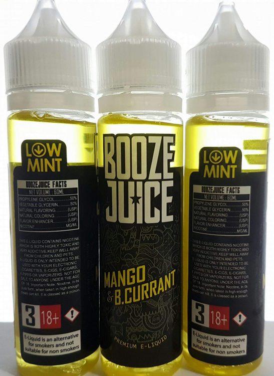 mango juice vape
