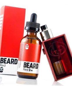 beard juice strawberry