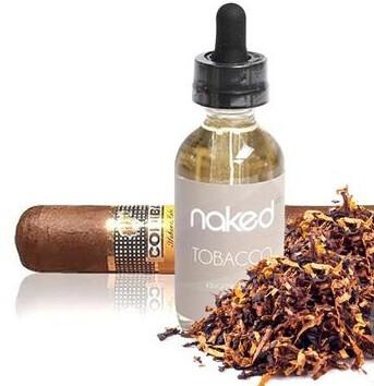 Cuba Tobacco Juice Vape
