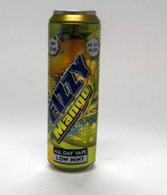 Fizzy Mango Juice Vape