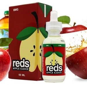 Ice Red Apple Juice Vape