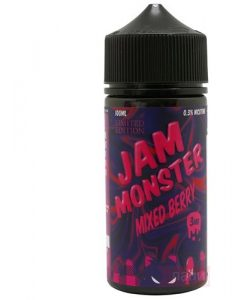 Mixed Berry Jam monster E-Liquid
