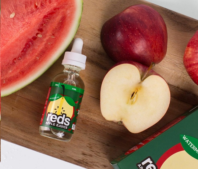 Image result for 7 DAZE Reds Apple Watermelon Iced 60Ml