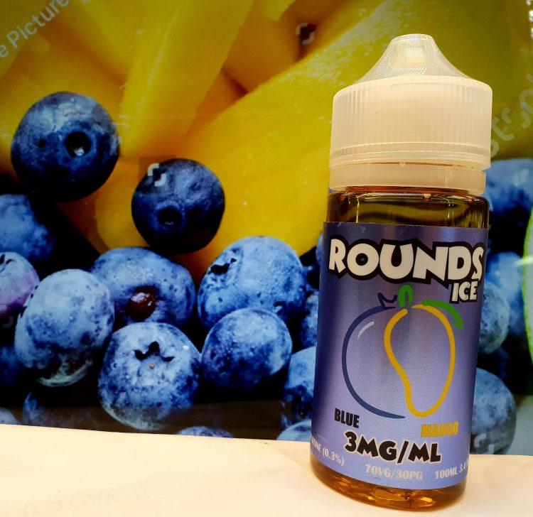 Blueberry Parfait Juice Vape Việt Quất