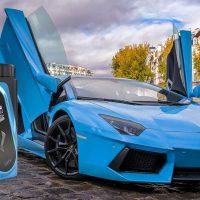 Ijoy Capo squonker blue