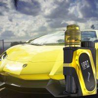 Ijoy Capo squonker yellow