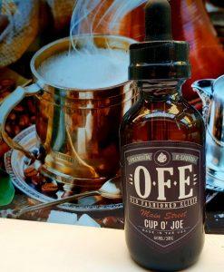 tinh dầu vape cà phê