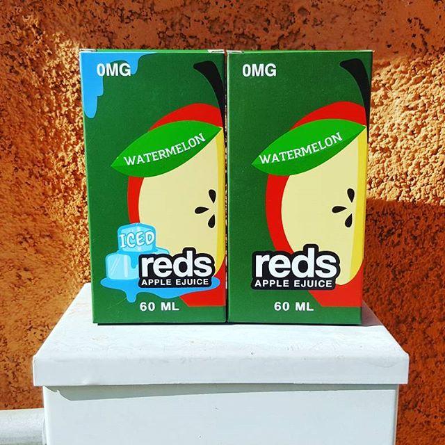 tinh dầu reds apple watermelon