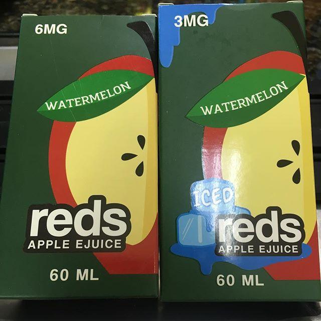 tinh dầu vape reds apple