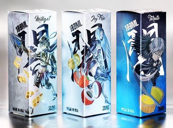 yamivapor taruto juice