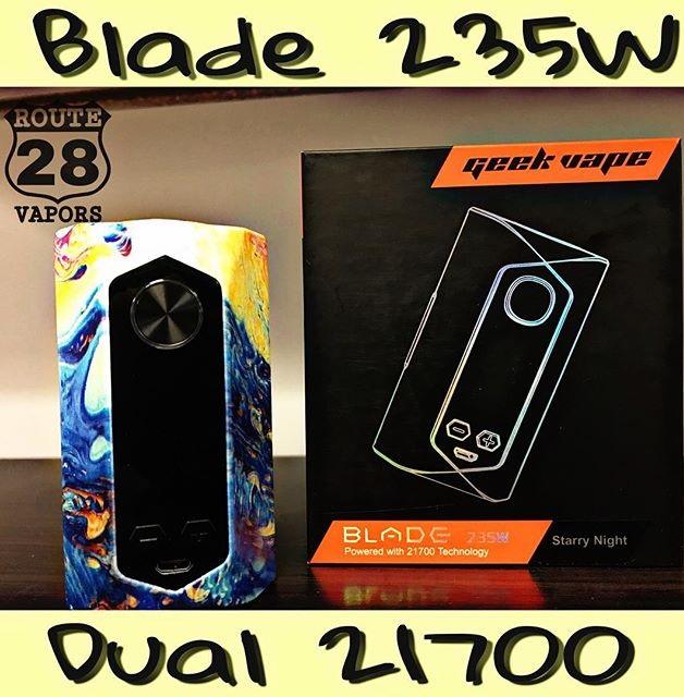 Geek Vape Blade 235W