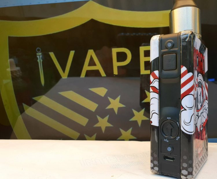 vape moon box sigelei
