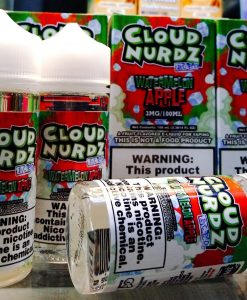 WaterMelon Juice Vape Dưa Hấu Cloud Nurdz iced
