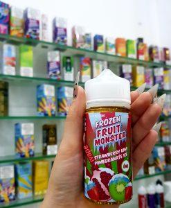 juice vape trái cây bạc hà